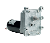 brushless gear motor with drive